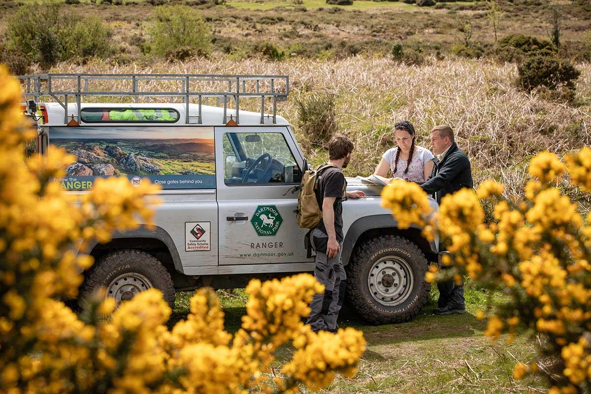 Dartmoor-National-Park-Ranger