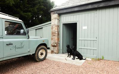 The Arundell dog friendly